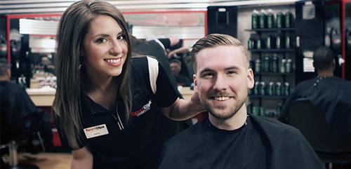 Sport Clips Haircuts of Morristown - Merchant's Greene Haircuts