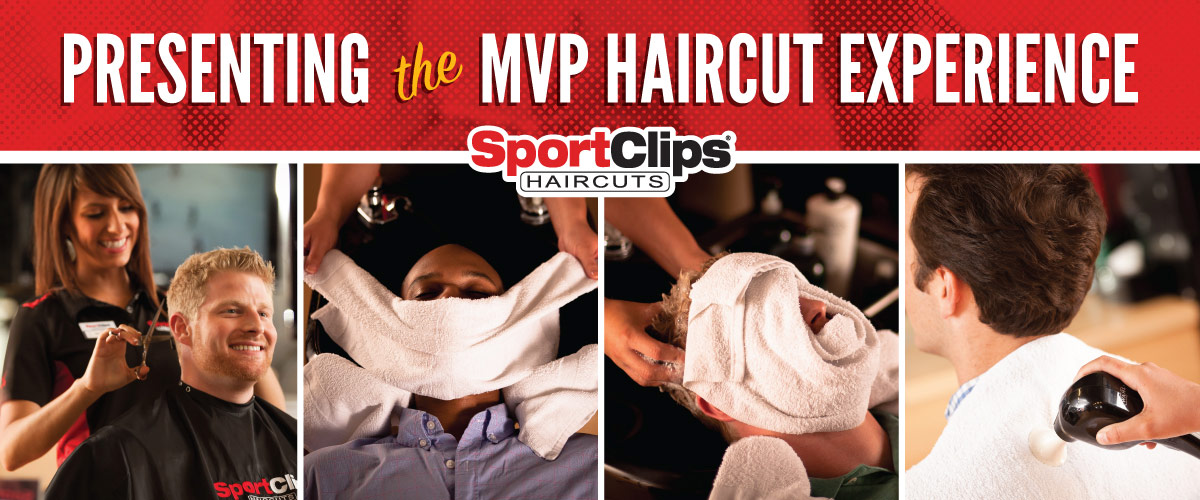 The Sport Clips Haircuts of Morristown - Merchant's Greene MVP Haircut Experience